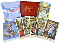The Alice Tarot Limited Edition deck — Large format, limited to 500 only