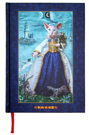 "The Baroque Bohemian Cats' Tarot ""Gold"" limited edition. Moving ""destash"" from our own collection. - Baba Store - 4"