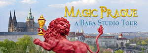 """Magic Prague"" a one week guided tour of the city of alchemy and enchantment. April 18-25, 2018. Booking payment for DOUBLE room occupancy. - Baba Store - 1"