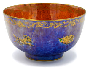 "Wedgwood, ""Fairyland"" Lustre bowl, by Daisy Makeig Jones. 1915-1929"