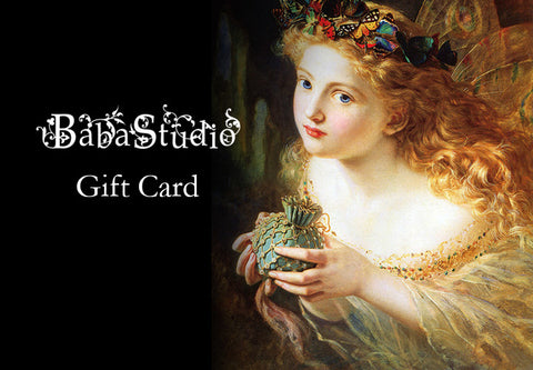 Baba Store gift card!