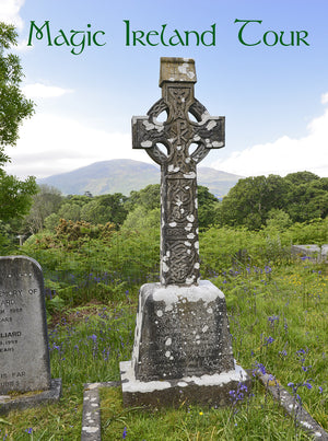 Celtic Cross, Killarney, Ring of Kerry, Magic Ireland Tour, Irish history, heritage