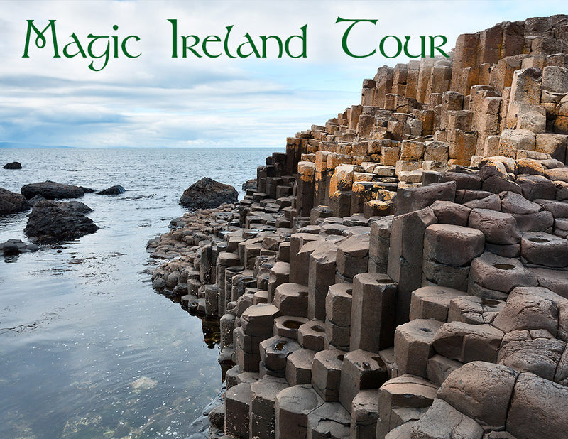 Giant's Causeway, Magic Ireland tour, visit Northern Ireland, myths, legends, fairytales