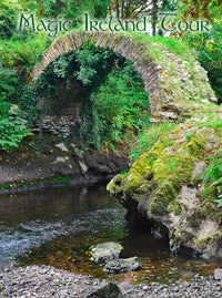 Cromwell's Bridge, Kenmare, Ring of Kerry, Magic Ireland guided tours, Irish history, mythology