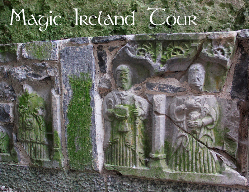 Ireland's Ancient East, Magic Ireland tour, Rock of Cashel, Irish history, archaeology