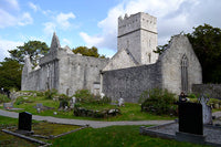 Visit Killarney National Park - Muckross Abbey, Magic Ireland Tour, Ring of Kerry, Irish history, legends