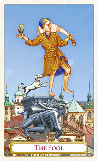 The Tarot of Prague. Limited edition LARGE FORMAT. Baba Store - 4