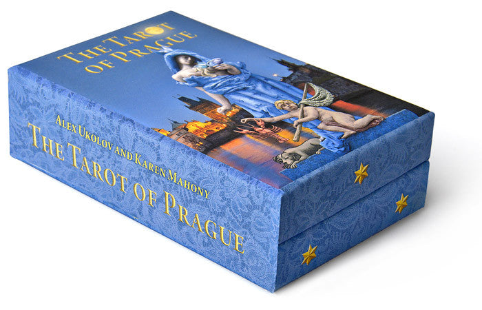 The Tarot of Prague standard size. - Baba Store - 2