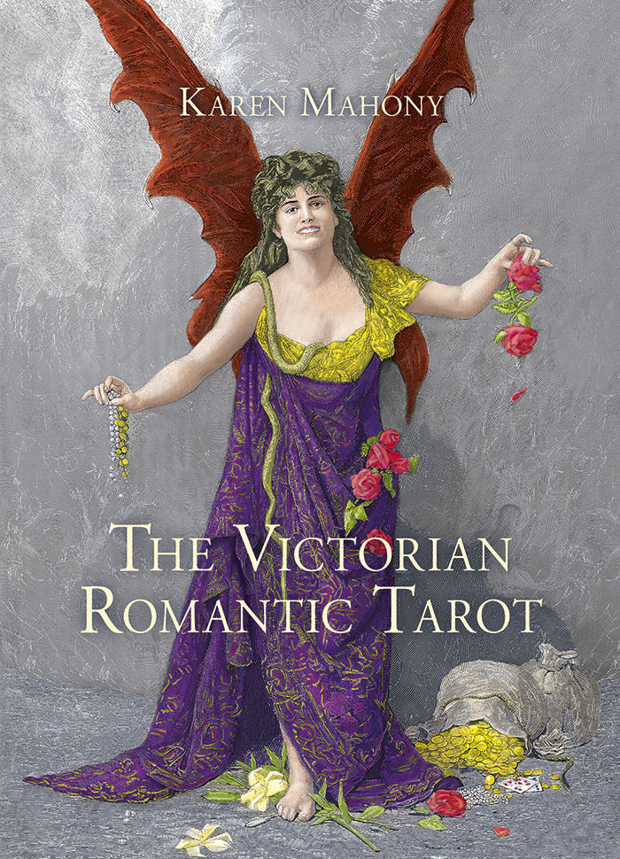 Victorian Romantic Tarot companion book third edition. Baba Studio. Tarot cards, tarot book