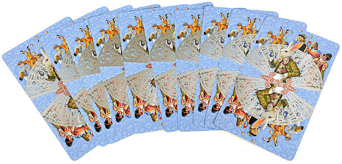Set of ten illustrations from The Alice Tarot - Baba Store - 2