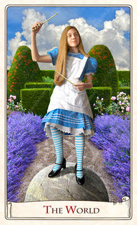 The Alice Tarot Limited Edition deck — Large format, limited to 500 only - Baba Store - 9