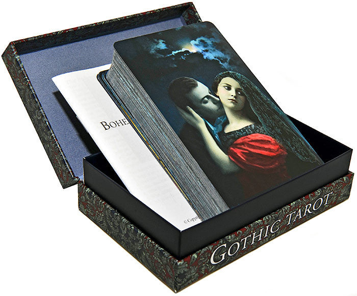 The Bohemian Gothic Tarot third edition, standard size - Baba Store - 27