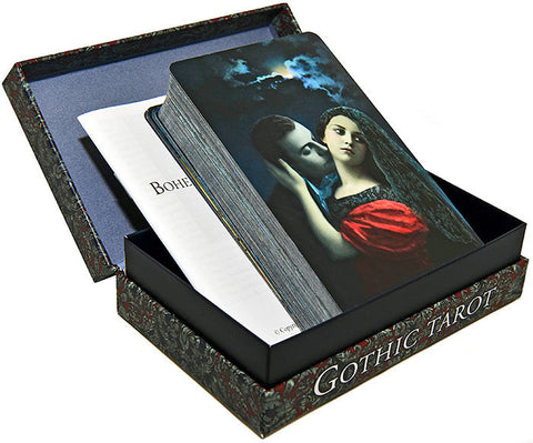 The Bohemian Gothic Tarot third edition, standard size