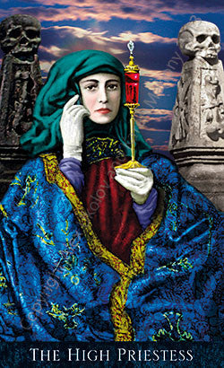 The Bohemian Gothic Tarot third edition, standard size. Sale discount — NO BOX!