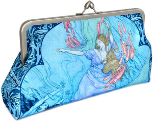 The Mermaids, 10 inch size in dupion - Baba Store - 2