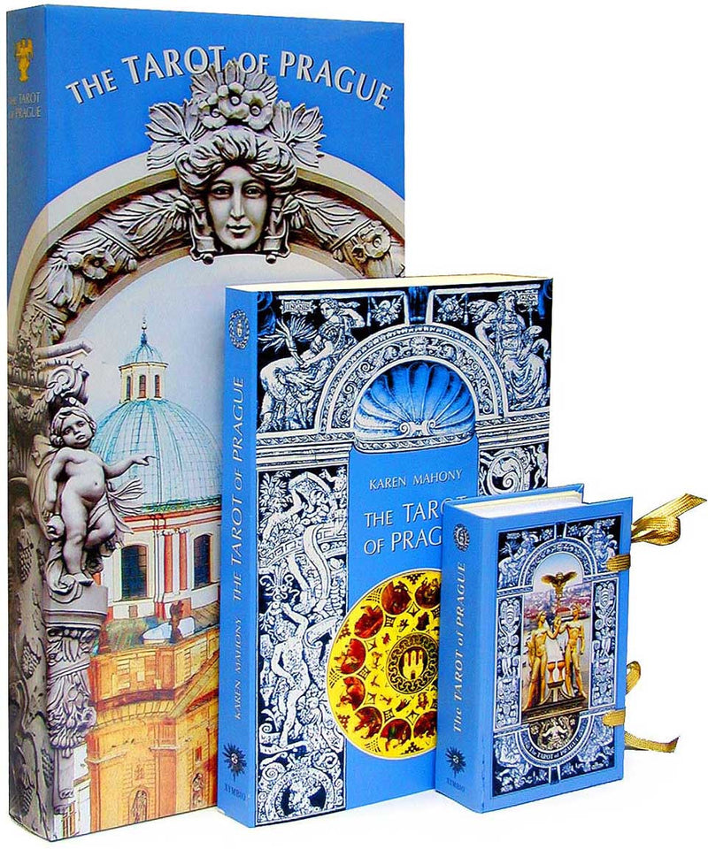 The Tarot of Prague Kit (first edition). - Baba Store - 1