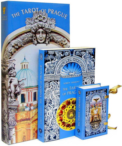 The Tarot of Prague Kit (first edition).
