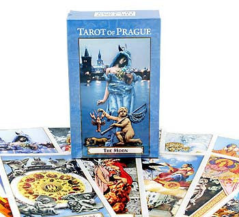 The Tarot of Prague Deck — second edition SOLD OUT