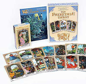 The Fairytale Tarot Kit —from our own stash. - Baba Store - 1