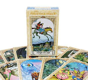 The Fairytale Tarot Deck - Baba Store - 3