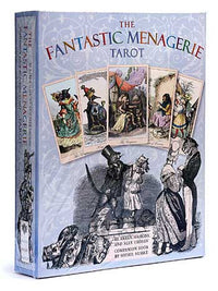 The Fantastic Menagerie Tarot Kit - Baba Store - 1