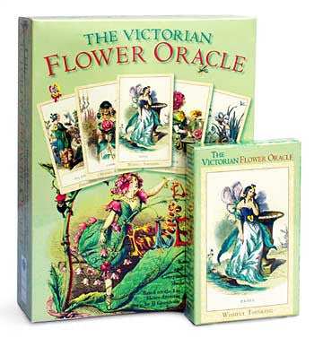 The Victorian Flower Oracle Kit - Baba Store - 1