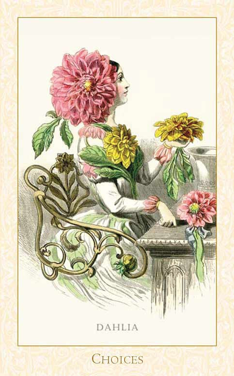 The Victorian Flower Oracle Deck - Baba Store - 10