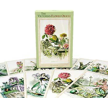 The Victorian Flower Oracle Deck - Baba Store - 7