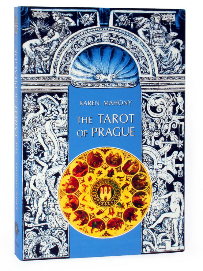 The Tarot of Prague Kit (first edition). - Baba Store - 2