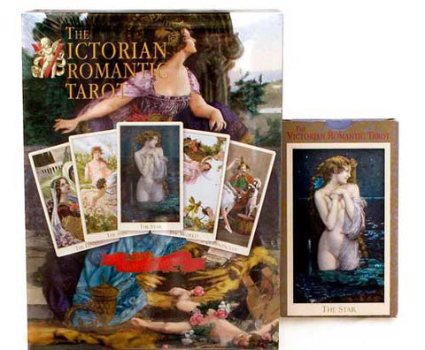 The Victorian Romantic Tarot GOLD limited edition.
