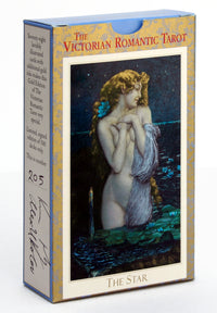 The Victorian Romantic Tarot GOLD limited edition. - Baba Store - 6