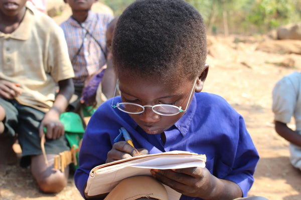 One Dollar Glasses in Malawi