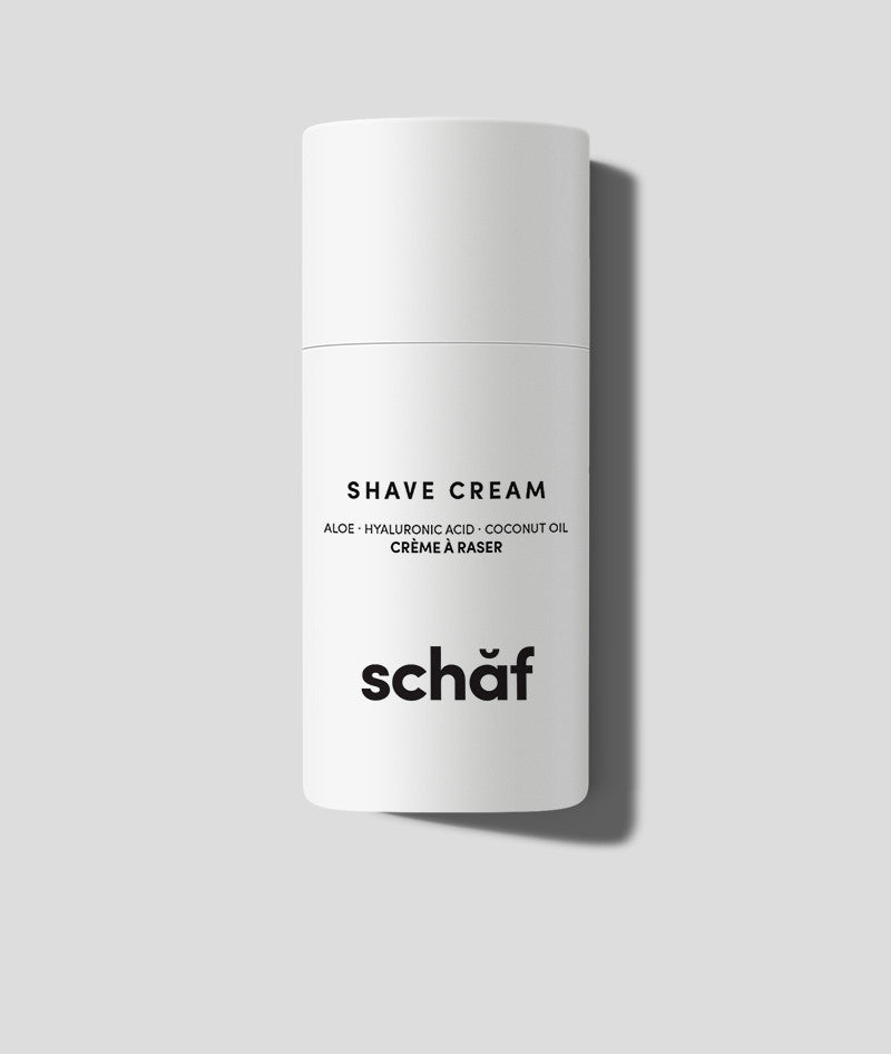 Our New Shave Cream!