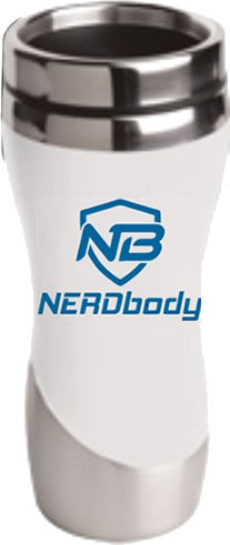 NERDBody Coolest-Hottest  Tumbler Ever