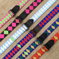 Boy O Boy Bridleworks Custom Double Square Loop Belts