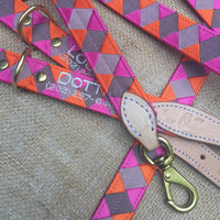 Boy O Boy Bridleworks Custom Coupling Leash Stitching Hardware