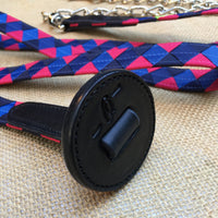 Boy O Boy Bridleworks Custom Show Lead End