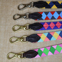 Boy O Boy Bridleworks Ready to Ship Old Favorites Dog Leash Hardware
