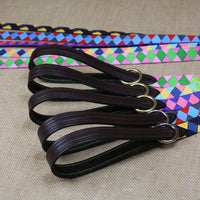 Boy O Boy Bridleworks Ready to Ship Old Favorites Dog Leash O Ring Loop Handle
