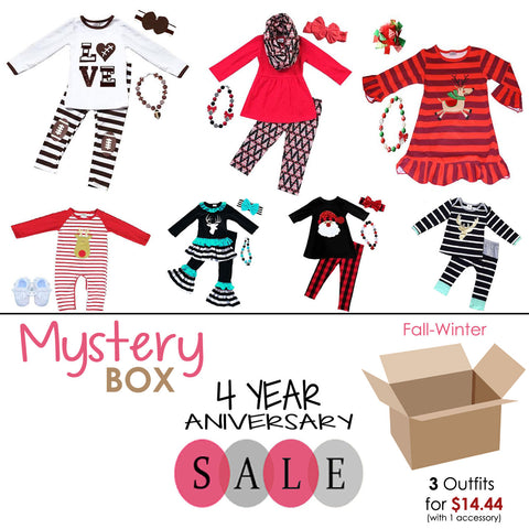 Anniversary Fall-Winter Mystery Box Girl