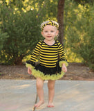 Baby Bumble Bee Stripe Costume
