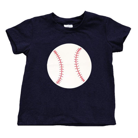 Baseball Shirt Navy