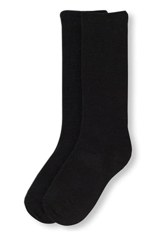 Black Long Socks