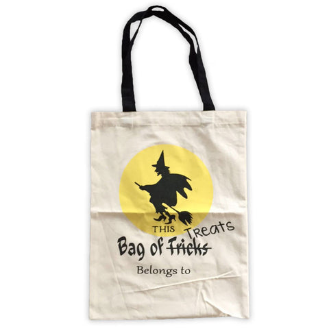 Cloth Halloween Treat Bag