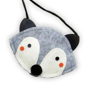 Fox Purse Shoulder Bag