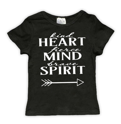 Heart Mind Spirit Shirt