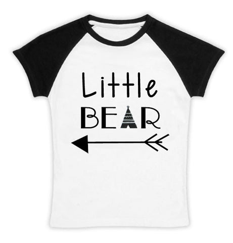 Little Bear Reglan Shirt