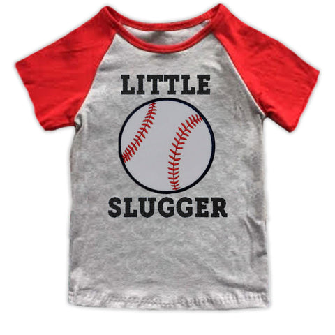Little Slugger Reglan Baseball Shirt