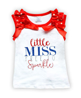 Miss Free To Sparkle Shirt