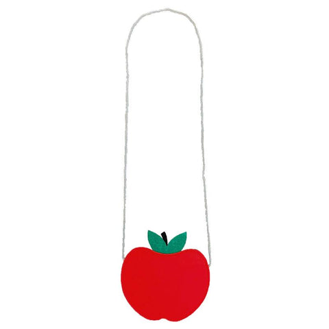 Red Apple Purse